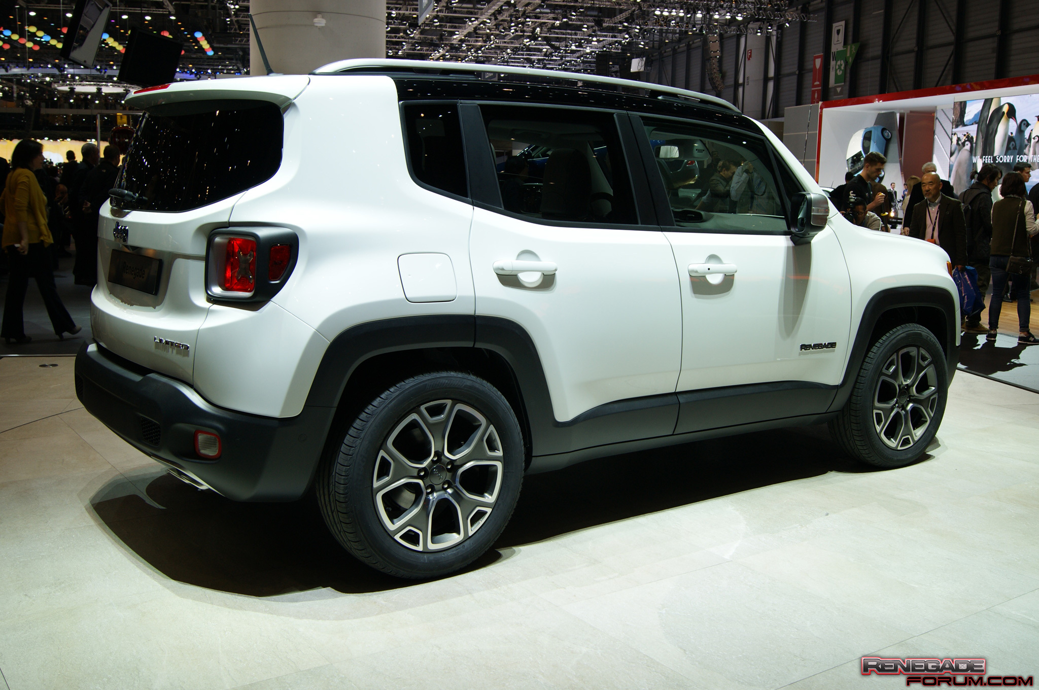Jeep Renegade Trailhawk Lift >> Alpine White Jeep Renegade | Jeep Renegade Forum