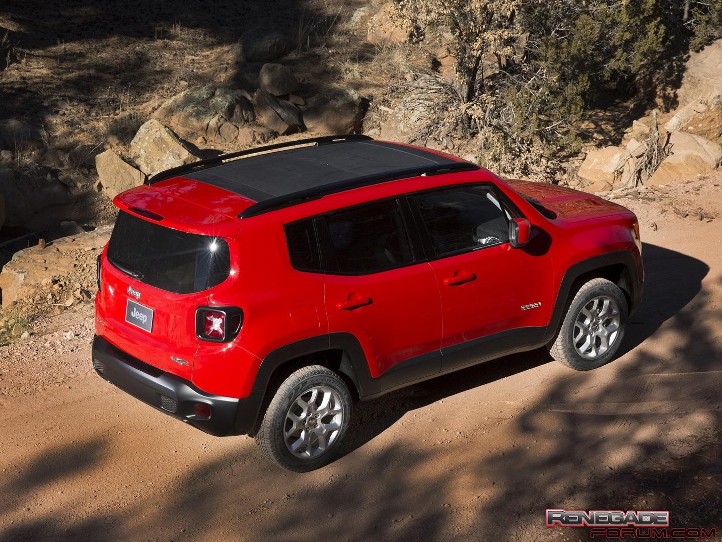Colorado Red Jeep Renegade | Jeep Renegade Forum
