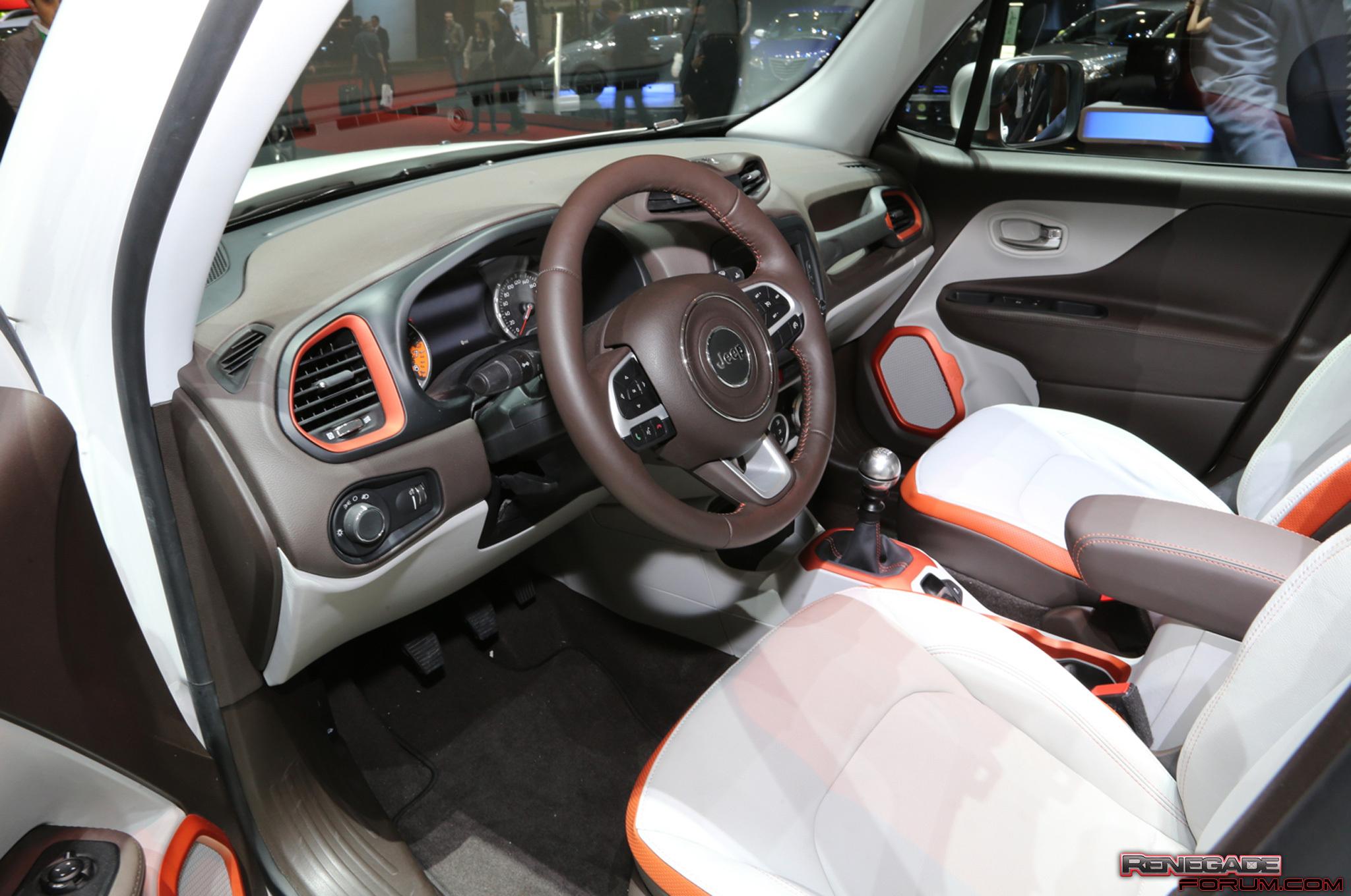 Amazing Jeep Renegade Interior